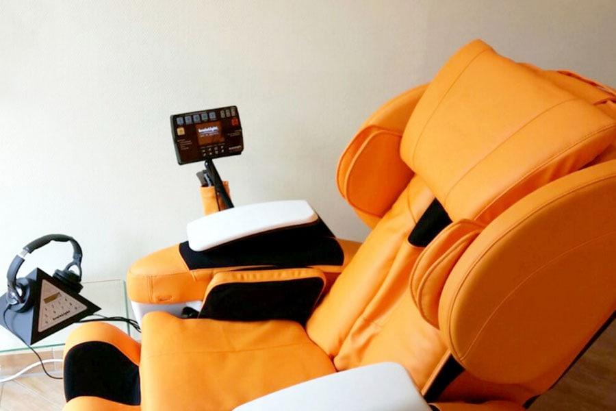 Botmann - Zahnarzt Trier - Shiatsu Massagesessel